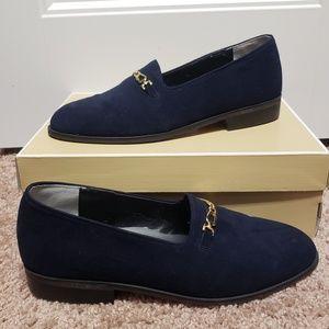 Mens slip on loafer